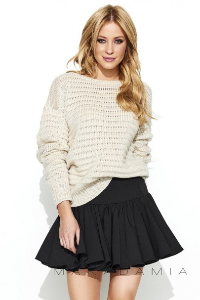 Sweter beżowy S64